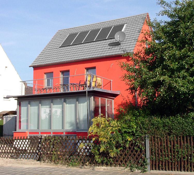 weidinger architekten projekt wohnhaus fleischmann. Black Bedroom Furniture Sets. Home Design Ideas