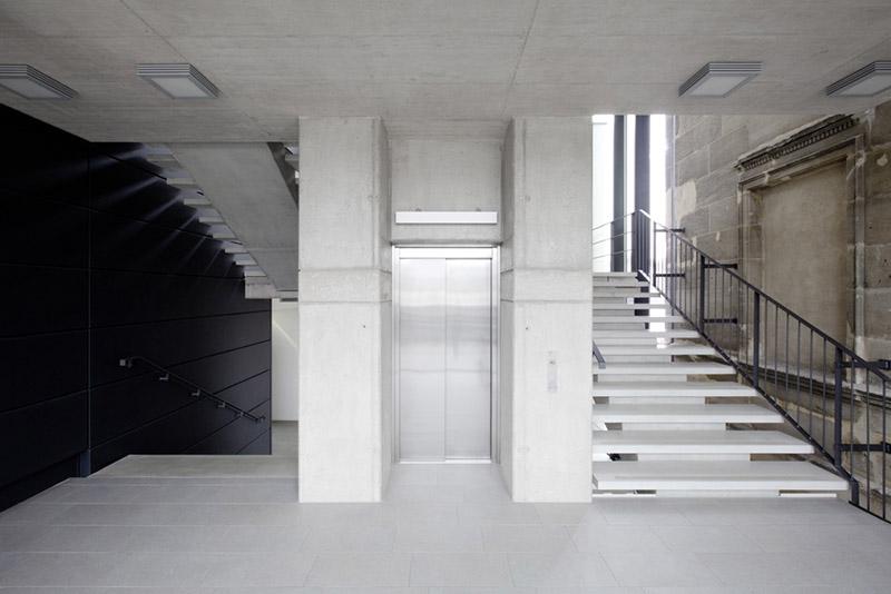 Weidinger architekten \/\/ projekt mos montessori fachoberschule ...